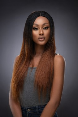 Ombre (Auburn with black roots) Classic Collection 16/18