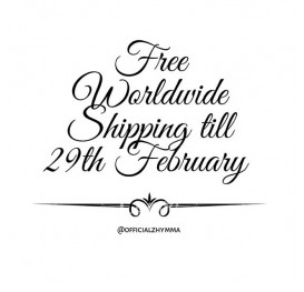Our free shipping offer is still on till 29th February! We ship to over 150 countries Worldwide! We'll get your #Zhymma braidweaves to you anywhere in the world for FREE!!! 💯💯💯 Shop link in bio #differentthin #braids #braidwigs #braidedwigs #braidweave #thinbraids #qualitybraids #lovebraids